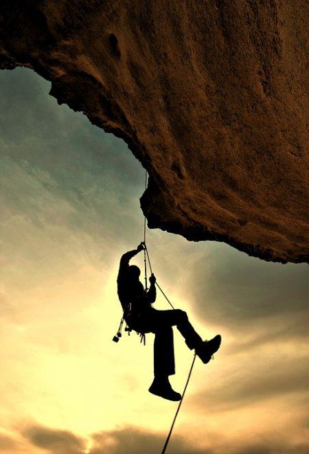 Alpinisme sport extréme