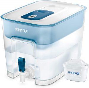 Fontaine à eau filtrante Brita Flow Optimax 8,2l