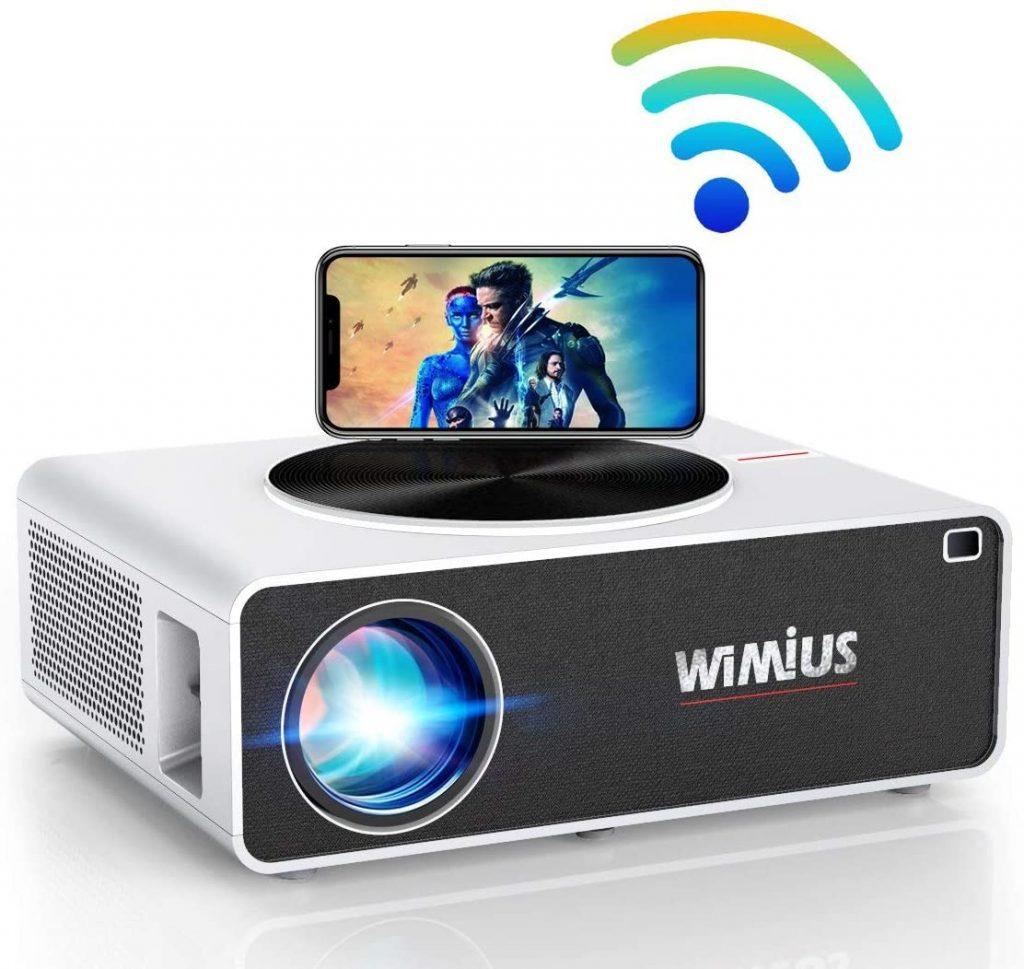 Videoprojecteur WIFI